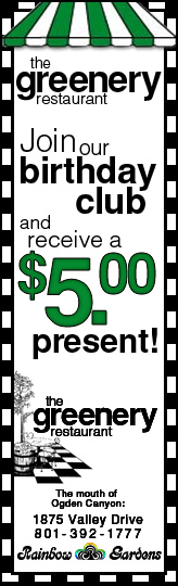 The Greenery Birthday Club - $5 Gift
