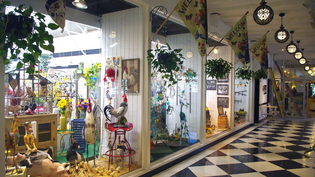 Rainbow Gardens Gift Shop