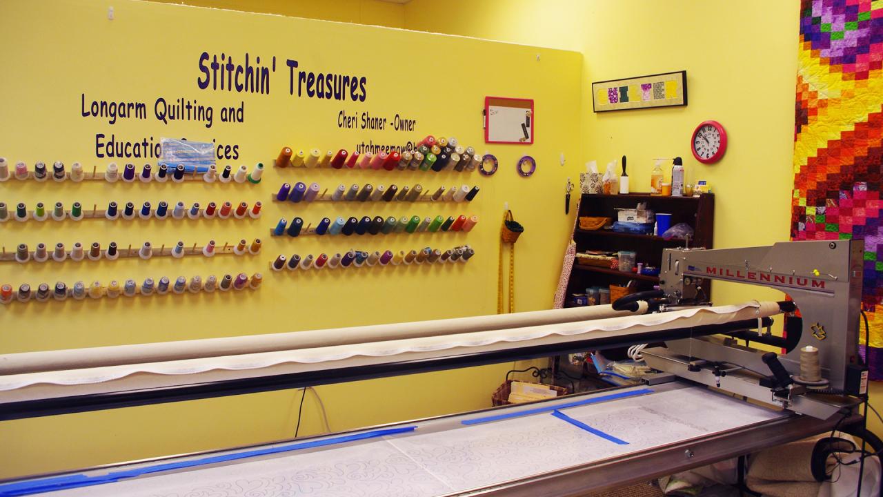 sewing classes Ogden Utah