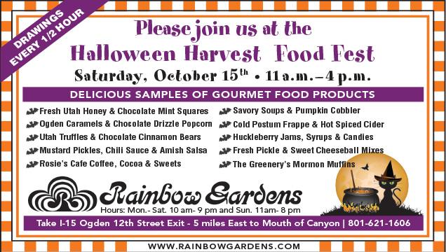 Halloween Harvest Food Fest